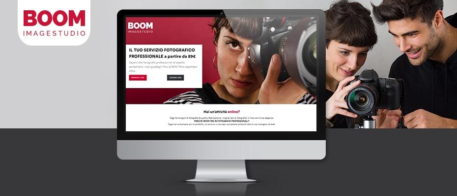 boom image studio godigital srl