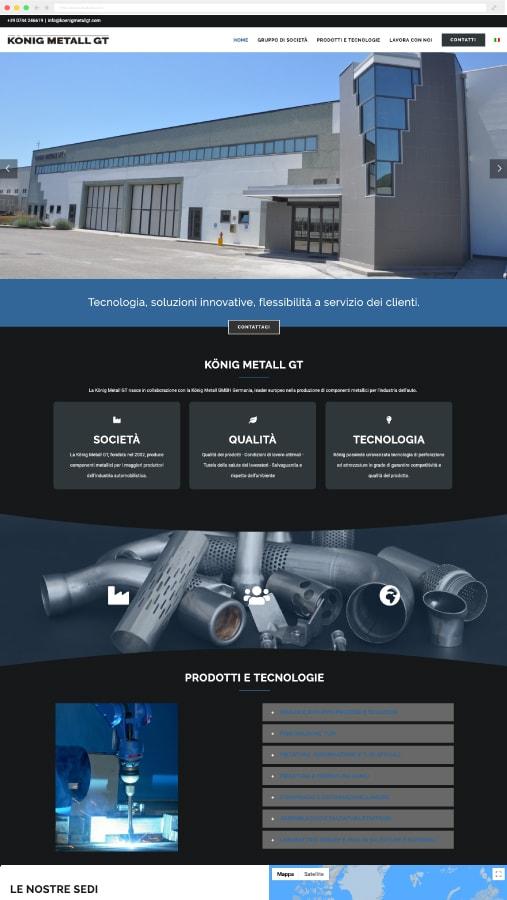 koenig metall gt sito web